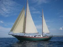 2002 Custom William Garden Ketch 39