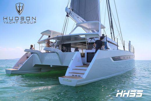 2017 Hh Catamarans HH55