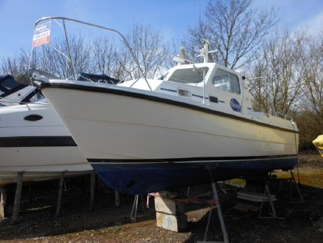 2000 Orkney Boats Day Angler 24 pilothouse