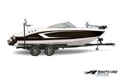 2020 Chaparral 21 Ski & Fish H2O