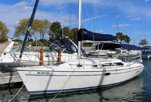 2002 Catalina 310 Wing Keel