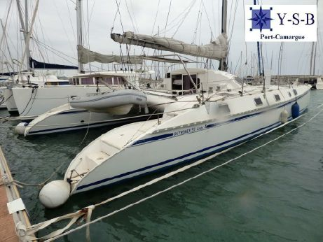 2002 Outremer 55 Light
