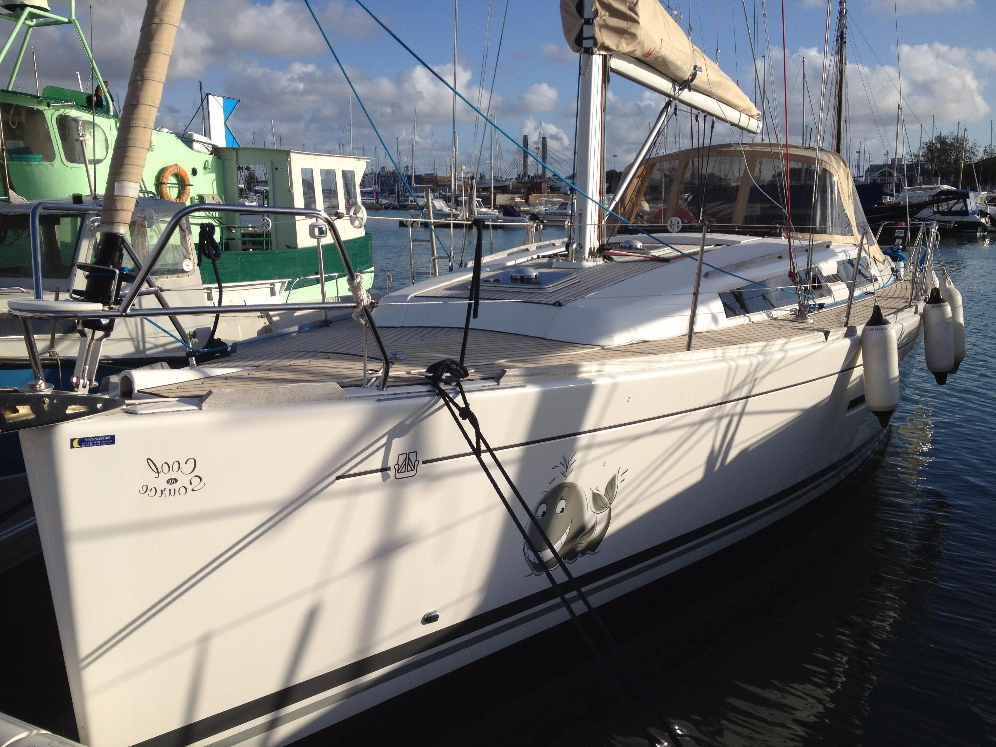2012 dufour dufour 375 gl sail boat for sale. Black Bedroom Furniture Sets. Home Design Ideas