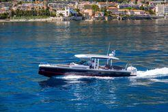2018 Axopar 37 Sun-Top Chase Boat