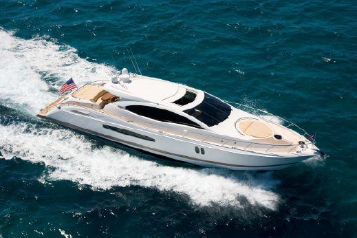2008 Lazzara LSX 75
