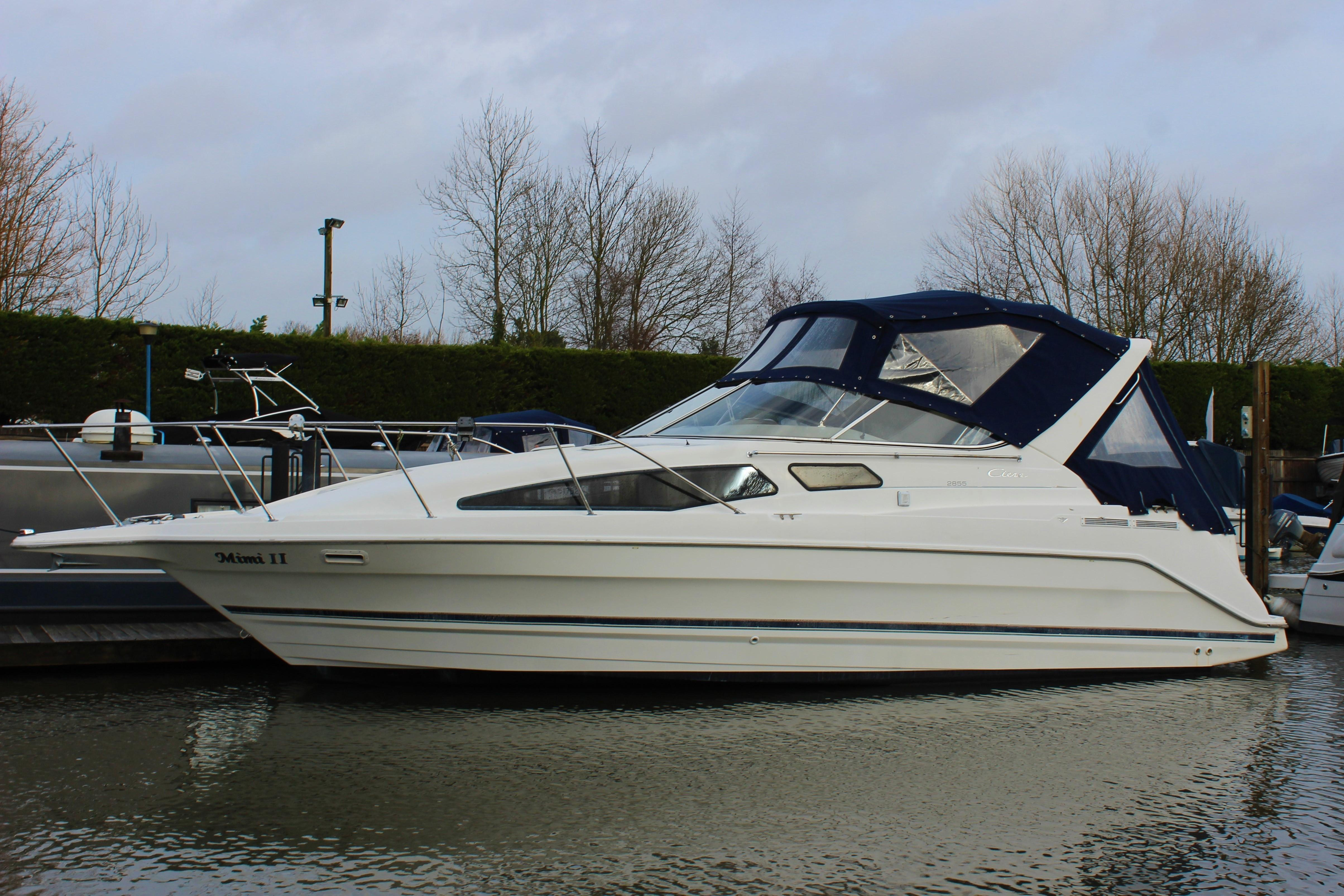 1999 Bayliner Ciera 2855 Power Boat For Sale Www