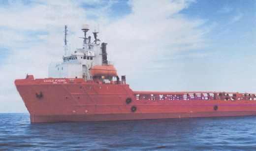 1983 Langstein Norway Supply Vessel