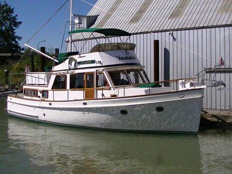 1981 Hiptimco Orcas 40 Tri-cabin