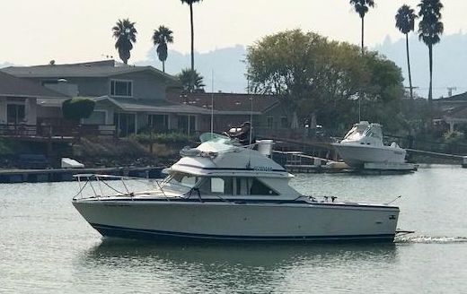 1985 Bertram 28 Flybridge CRUISER