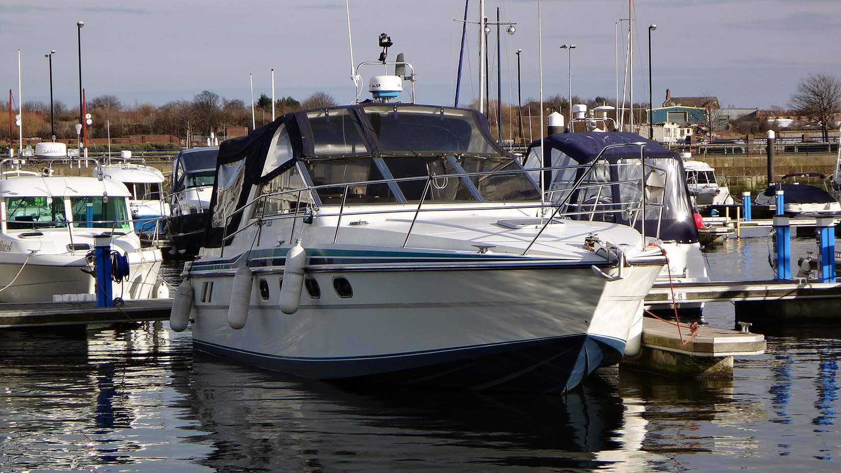 1987 Fairline Targa 33 Power New And Used Boats For Sale