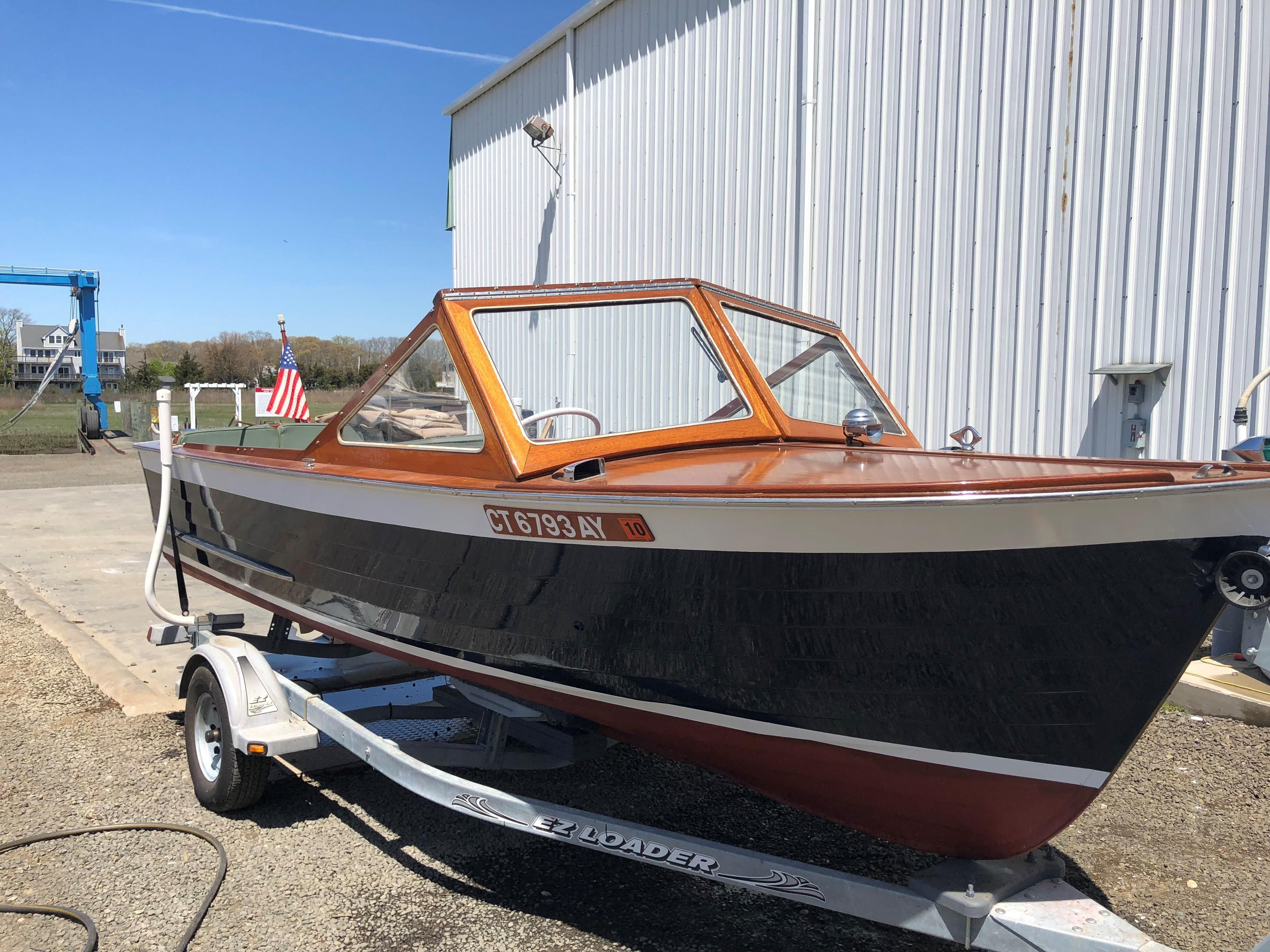 1970 Lyman Inboard Runabout Antique And Classic For Sale