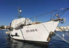 1976 Custom Cantiere Moschini Trawler