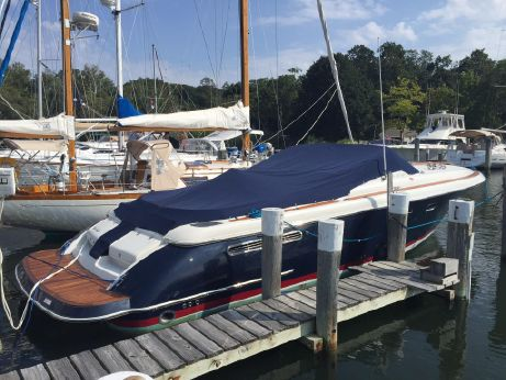 2008 Chris Craft 36 Corsair