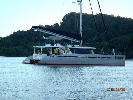 2014 Adventure Catamaran 53 Cat