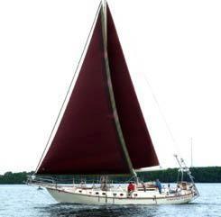 1983 Westsail 43