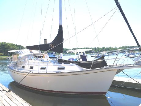 1988 Island Packet CB Cutter Fully-Updated, ready