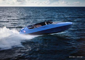 2020 Custom #1 Hull