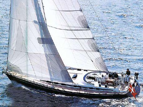 2000 X-Yachts X-562