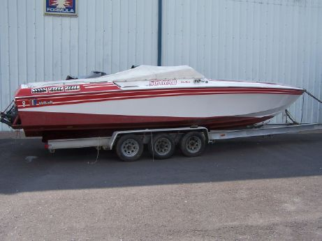 1987 Wellcraft 30 Panther