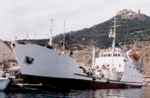 1997 Oil Tanker Vessel