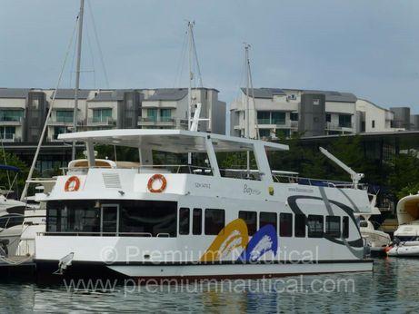 2012 Lita Ocean Catamaran Houseboat