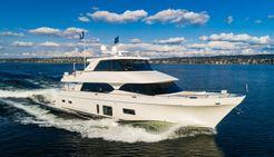 2019 Ocean Alexander Motor yacht skylounge