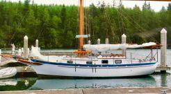 2003 William Garden Captain Blackburn Gaff Cutter