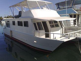 1990 Houseboat Jabiru 51