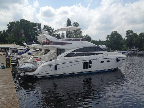 2012 Princess 54 Flybridge