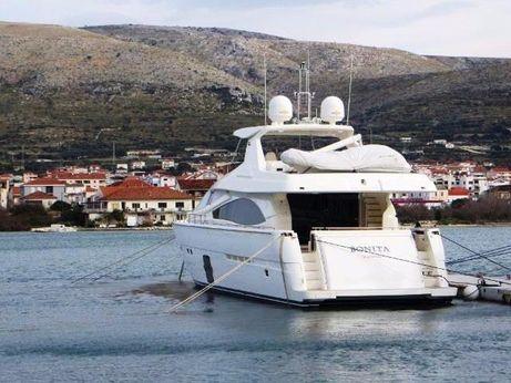 2011 Ferretti Yachts 830