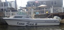 1995 Grady White 272 Sailfish WA