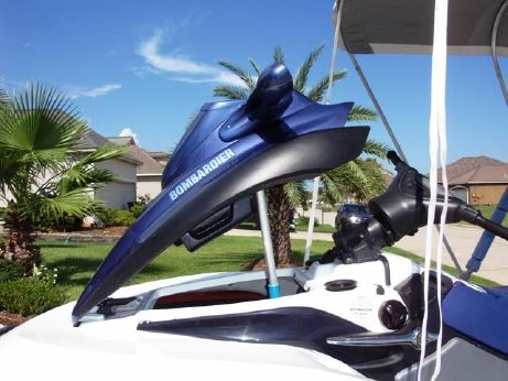 2001 See Doo Fishing Craft LRV (4 person watercraft)