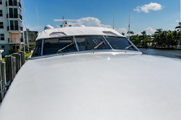 thumbnail photo 1: 1995 Mangusta Express Motor Yacht