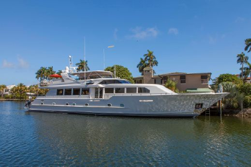 1997 Broward Raised Pilothouse