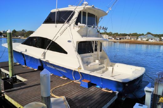 2002 Ocean Yachts 62 Enclosed Bridge Super Sport