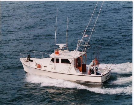 1982 J.c. Casco Bay Trawler