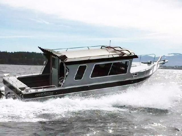 Aluminum Boats For Sale Bc >> 2015 Thunder Jet Pilot Power New and Used Boats for Sale