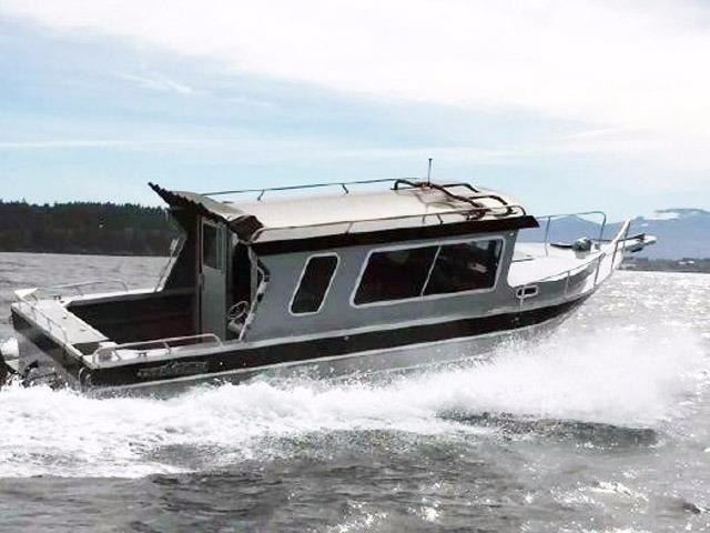 Aluminum Boats For Sale Bc >> 2015 Thunder Jet Pilot Pilothouse for sale - YachtWorld