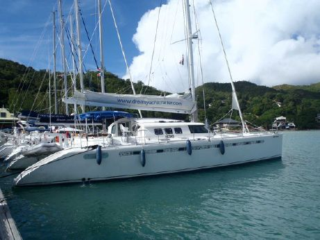 1998 Fountaine Pajot Marquise 56