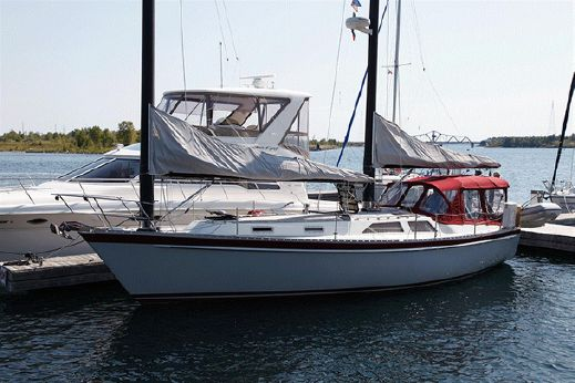 1984 Freedom Yachts 39 Express