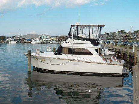 1982 Egg Harbor 36 Sport Fisher