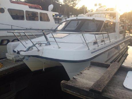 1997 Australia Noosa Cat Sportfisherman - Patrol Boat Ability