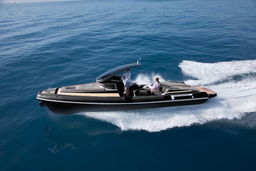 2018 Tecnorib Pirelli Pzero 1100 Cabin Power Boat For Sale