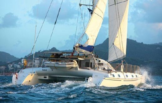1999 Outremer 50/55 S