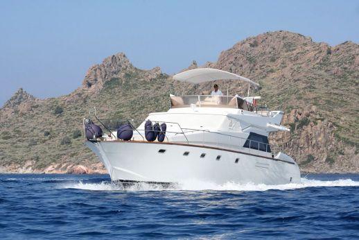 1990 18 M Motor Yacht Fly [MA10547]