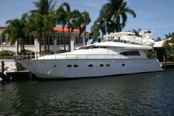 Used 70' Maiora yacht for sale