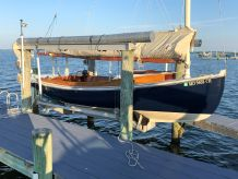 2012 Custom Catboat With Marconi Rig
