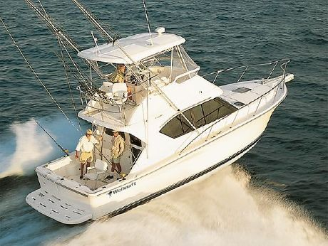 2001 Wellcraft 350 Coastal