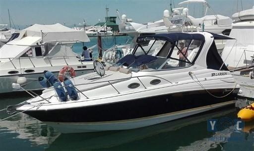 2006 Larson Boats Cabrio 260
