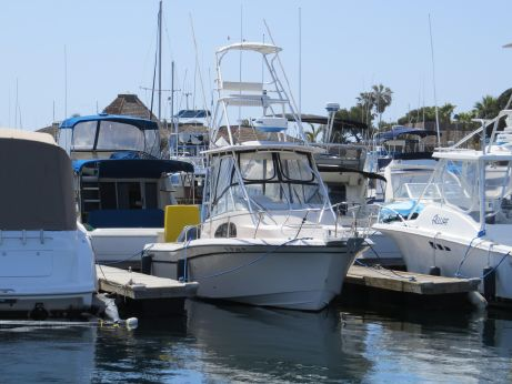 2002 Grady-White 282 Sailfish w/Yamaha 4stroke & Tower
